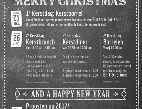 Kerstdagen 2016